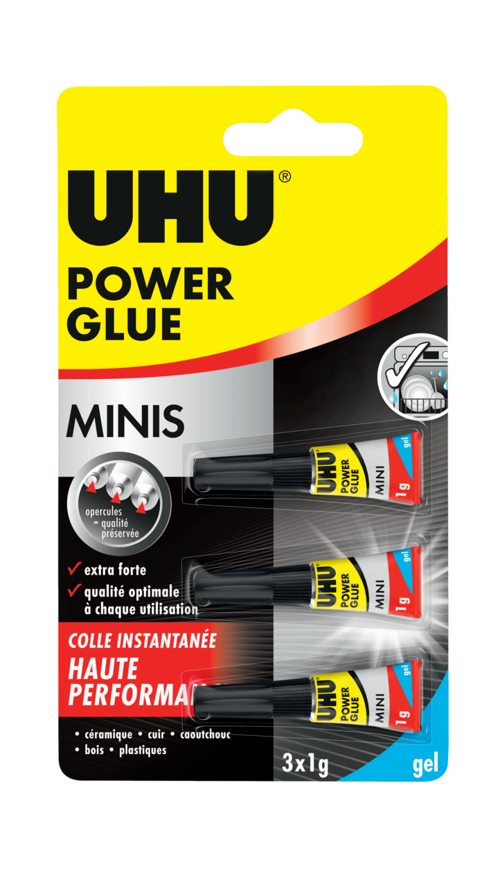 Power Glue Minis gel