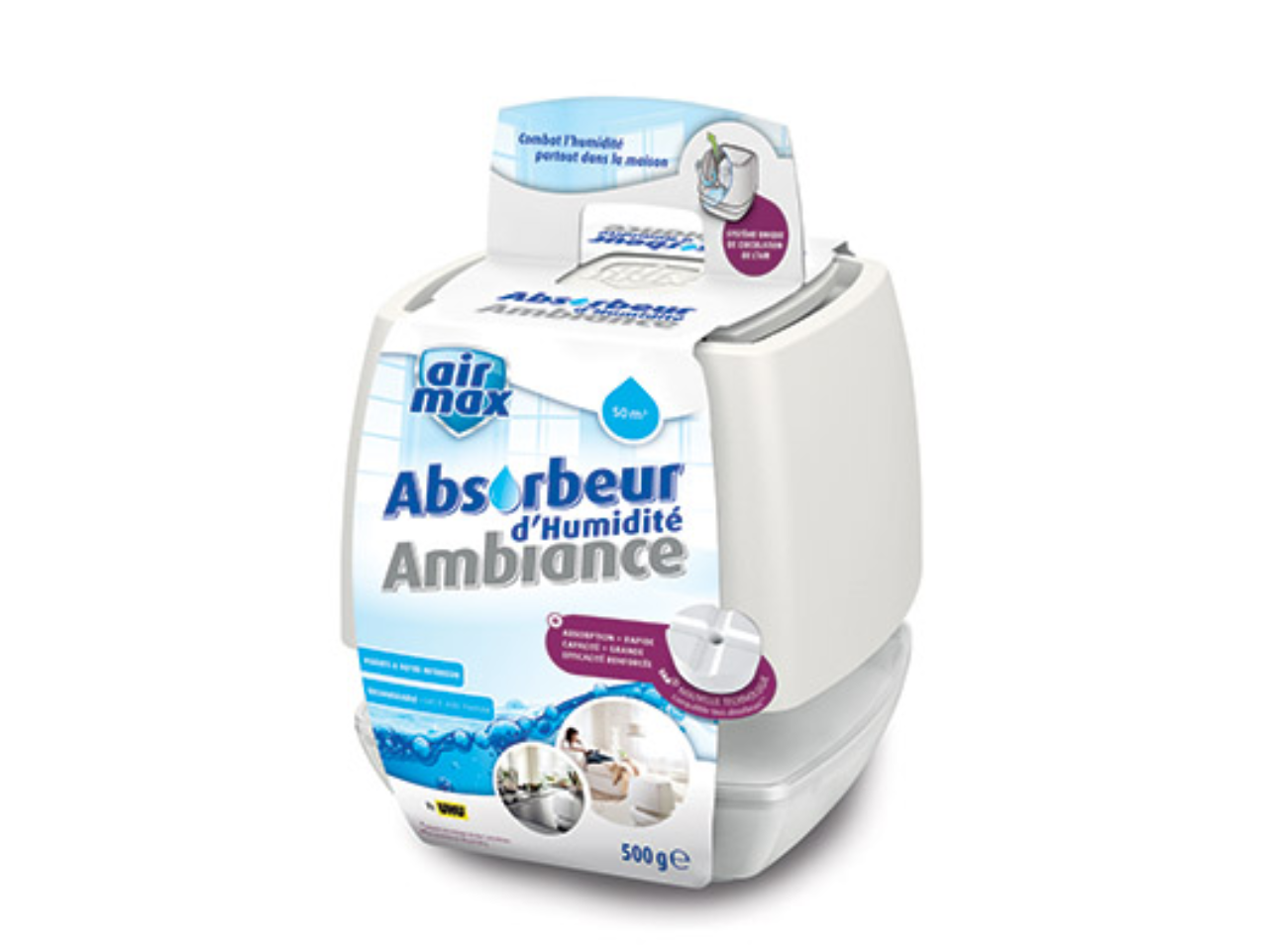 Absorbeur Ambiance
