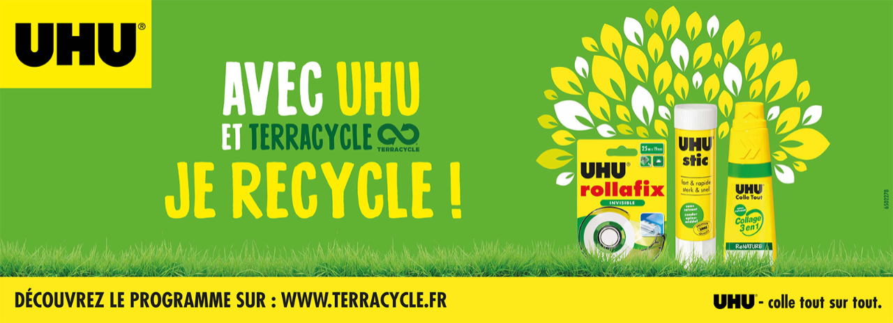 UHU & Terracycle